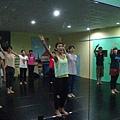 基礎舞蹈動作教學