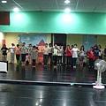 舞步串聯練習