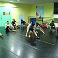 肢體表演練習