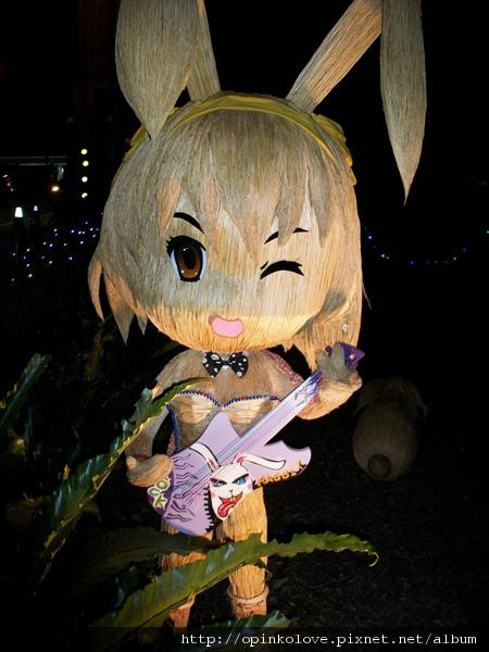 兔女郎吉他手