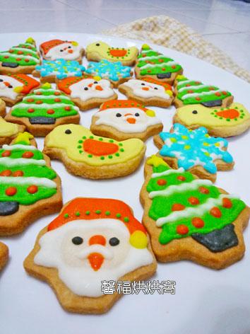 990-手繪聖誕Q餅乾2012.12.23