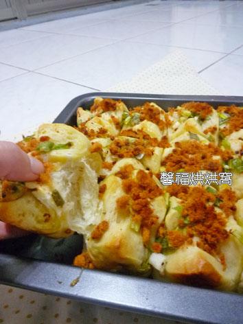 988-格子麵包-香蔥肉鬆2012.12.22