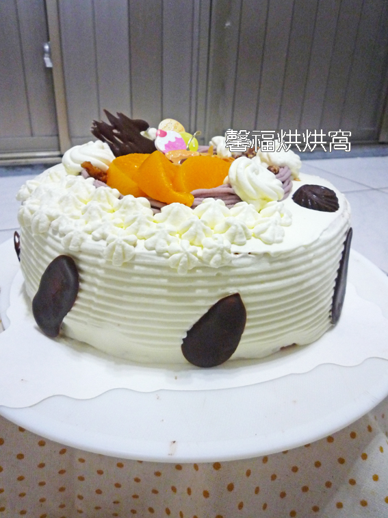 952-陳姿媽媽節cake 2013.05.09-4
