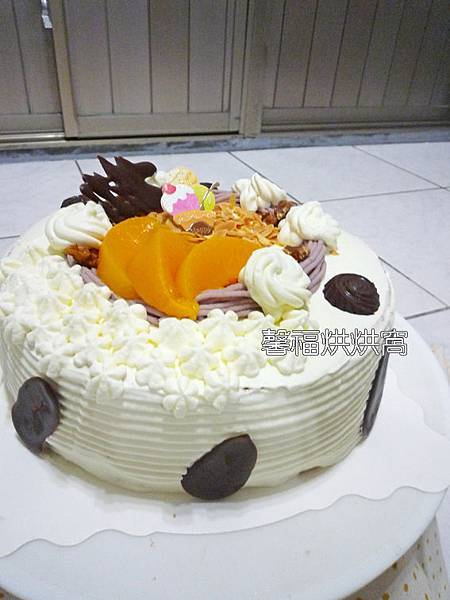 952-陳姿媽媽節cake 2013.05.09-1
