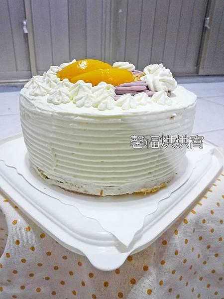 949-尢尢母親節6吋蛋糕 2013.05.03