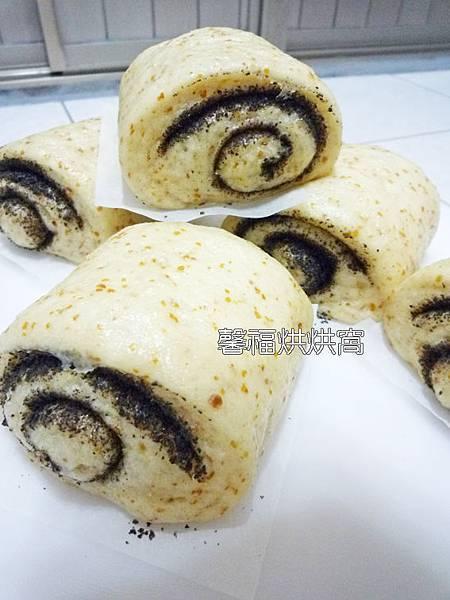 947-胚芽黃豆芝麻饅頭 2013.04.14