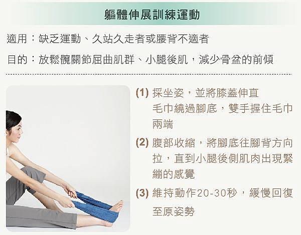腰背運動2