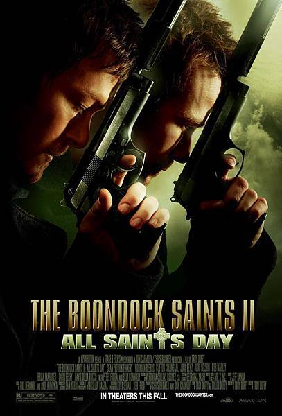 The Boondock Saints 2 Poster