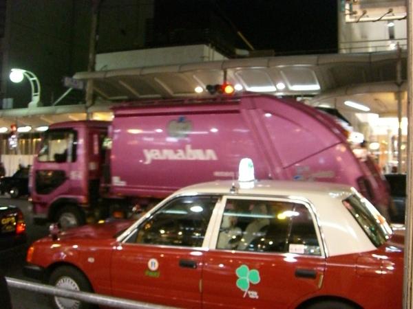 超炫的垃圾車