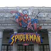 蜘蛛挾驚魂歷險記