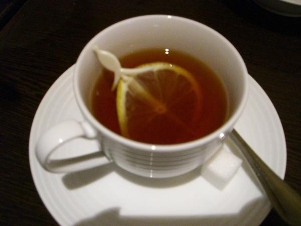 飯後一杯茶