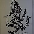 2012 05 11 單純的只想像小丑一樣擁有著好多不同的才藝~帶給大家歡笑~