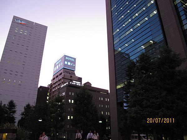 北梅田哈騰酒店