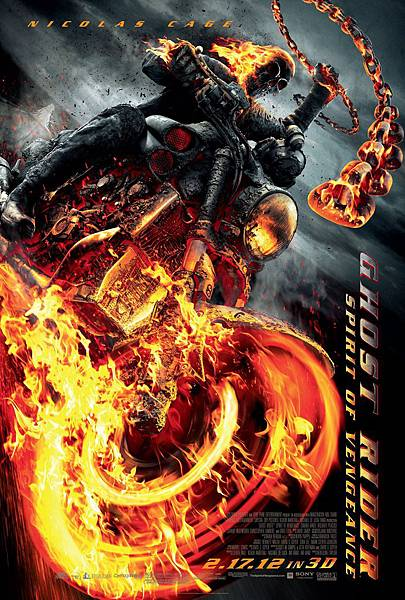 Ghost Rider:Spirit of Vengeance