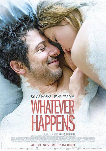 Whatever Happens(poster)