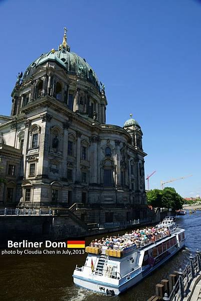 Berliner Dom postcardA