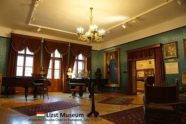 Lizst Museum