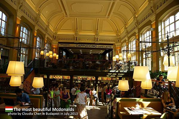 most beautiful Mcdonals