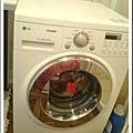 我的嫁妝之一, LG滾筒式洗衣機