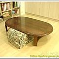"""婆婆硬是覺得和室必備的矮桌子 (推不得>""""<)"""