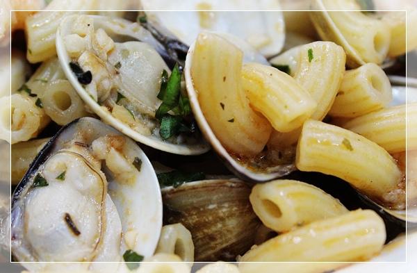 香蒜海鮮義大利麵3