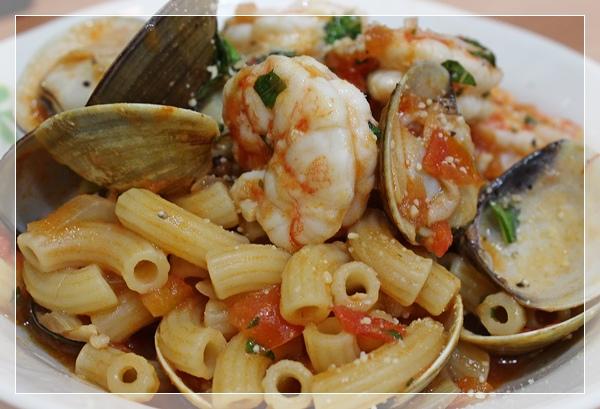 番茄海鮮義大利麵3