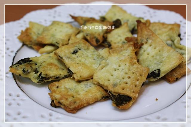 海苔鹹餅乾10
