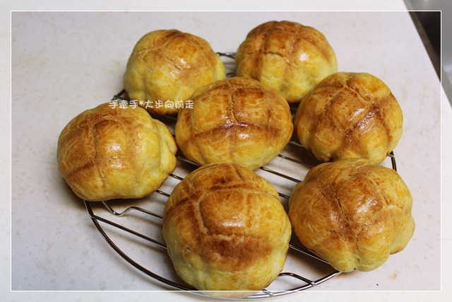 波蘿麵包10
