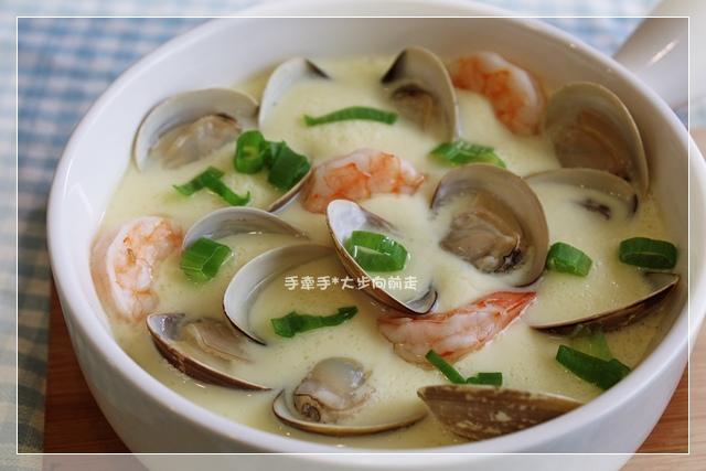 蛤蜊蒸蛋3