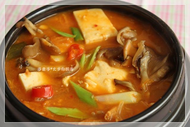 鮪魚泡菜鍋5