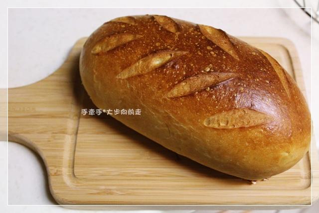 乳酪鮮奶哈斯麵包3