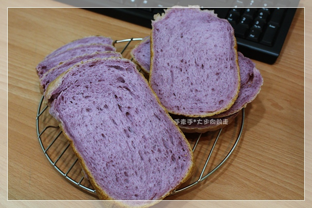紫薯吐司10