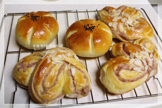 芋泥麵包7