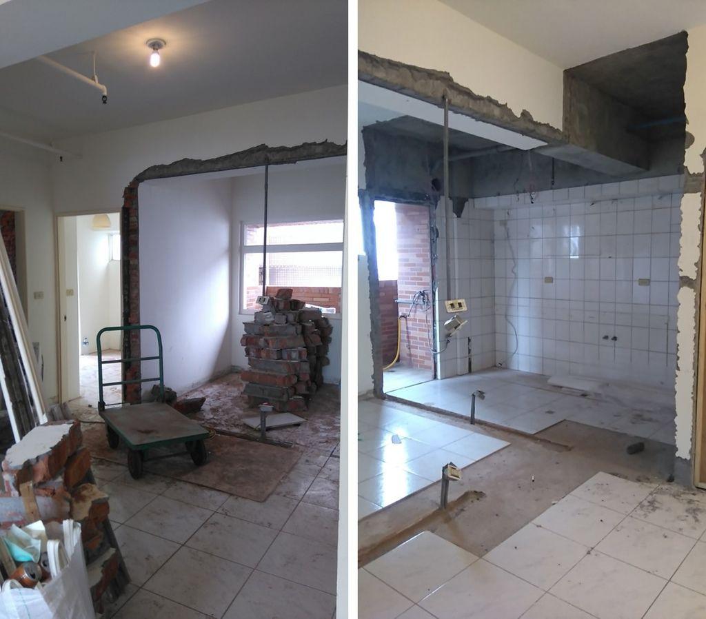 老屋翻新修繕屋況不佳的問題