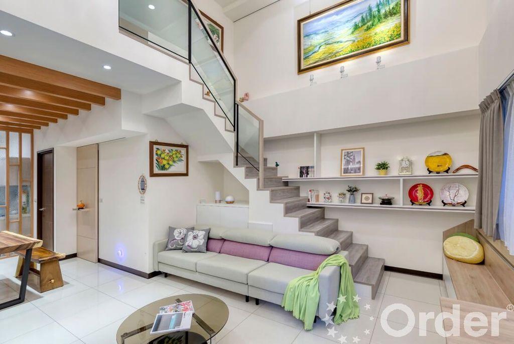 室內裝潢風格:現代風客廳