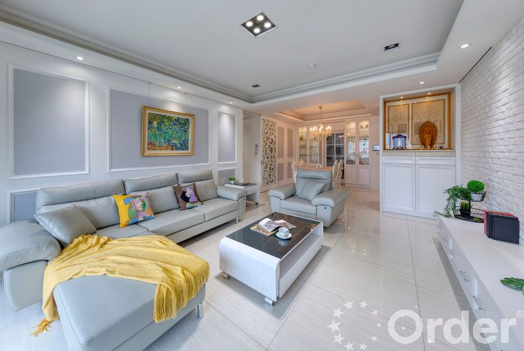 室內裝潢風格:古典風
