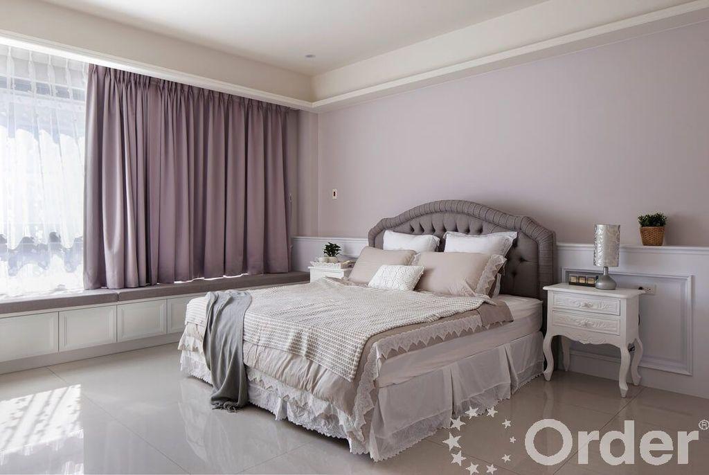 室內裝潢風格:鄉村風臥室