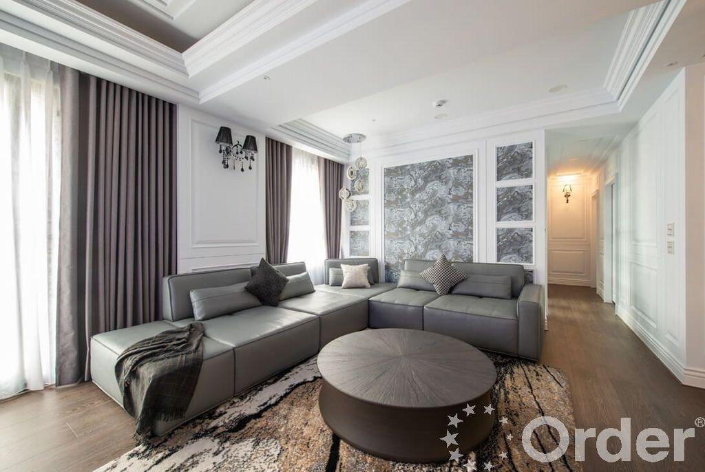 古典風格裝潢設計:客廳