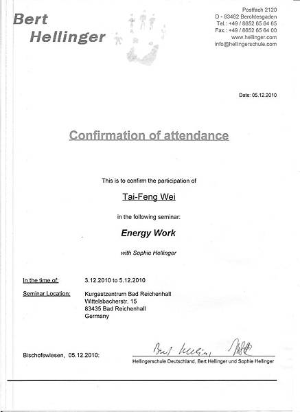 certificate Hellinger 2010.05.12