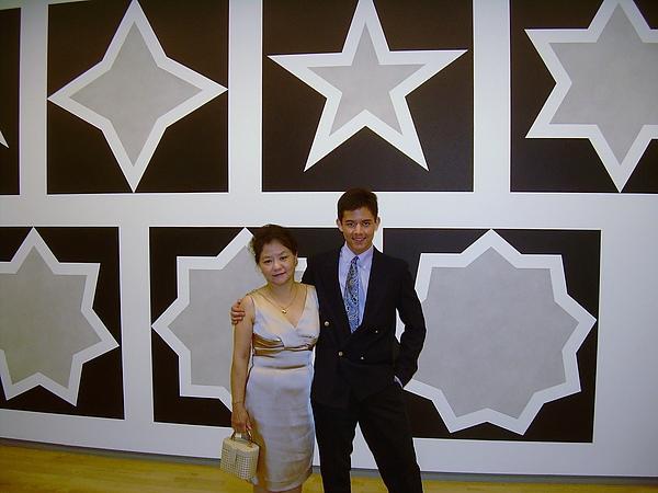 2009 金幼竹和兒子Tim.JPG