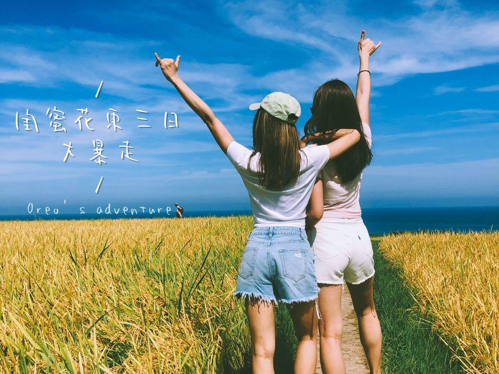 【花蓮台東】閨蜜花東三日大暴走-秘境/獨家美食推薦-行程安排(下)
