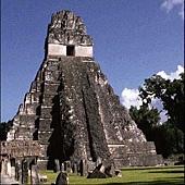 馬亞金字塔