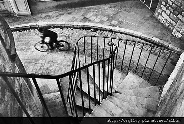 布列松 單車