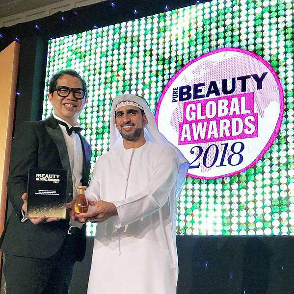 歐萊德獲頒「全球最佳天然美妝品大獎」首獎.jpg