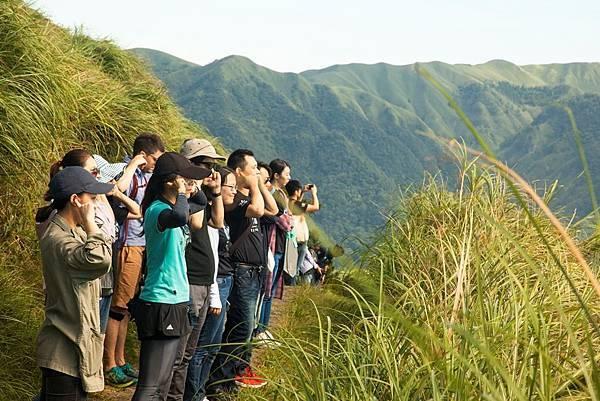 歐萊德團隊走訪陽明山夢幻湖,首度透過傾聽森林的聲音,傳遞環境教育及森林保育,發揮企業社會綠色影響力。.jpg