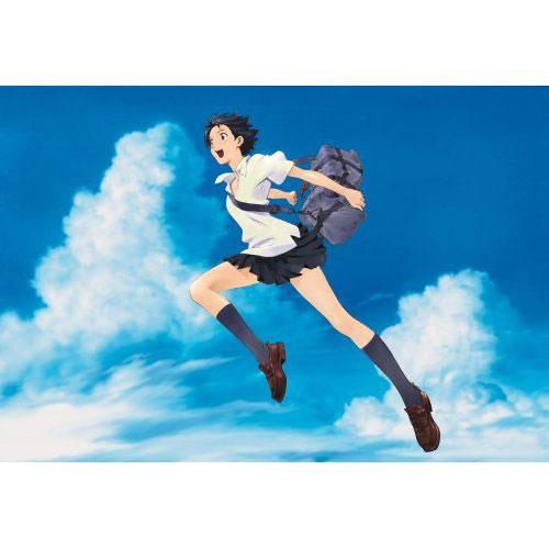 跳躍吧!時空少女常見卷頭繪