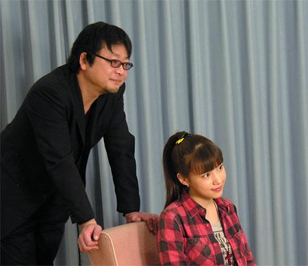 細田守x仲里依紗 NewType 訪談(2)