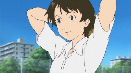 《跳躍吧!時空少女》主役紺野真琴作例