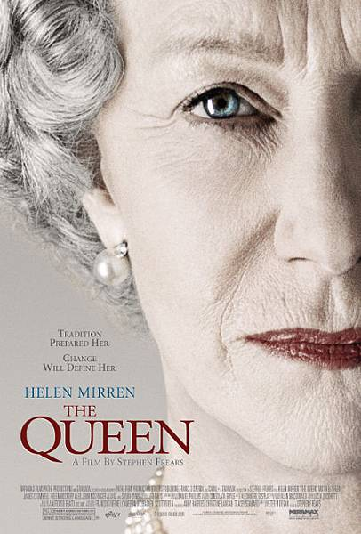 The Queen(2006) Film Poster