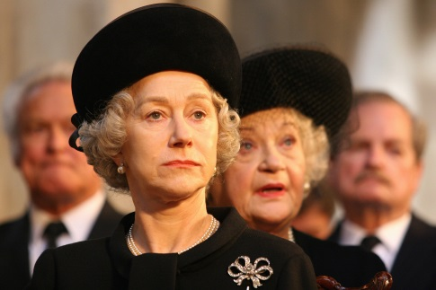 Helen Mirren in The Queen(2006)